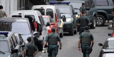 ETA-Waffenlager in Frankreich ausgehoben