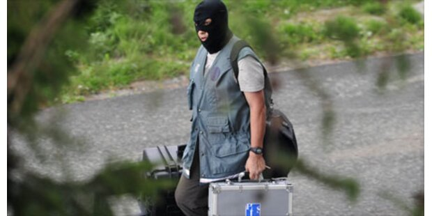 Drei weitere ETA-Waffenlager ausgehoben