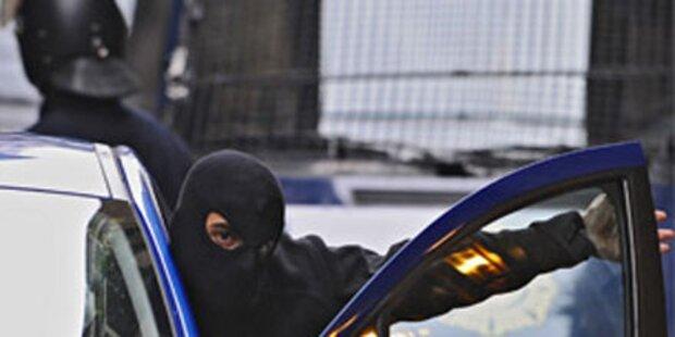 ETA-Leute erschießen Polizisten