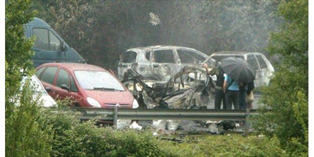 ETA-Bombe zerfetzt Polizisten