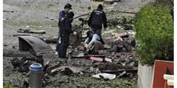 Bombenanschlag im spanischen Baskenland