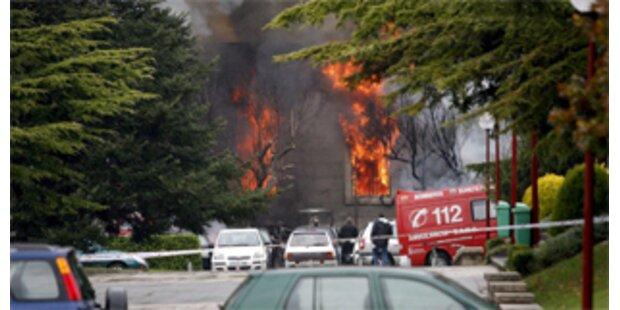 17 Verletzte bei ETA-Anschlag in Pamplona