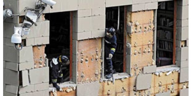 ETA bombt Gericht im Baskenland