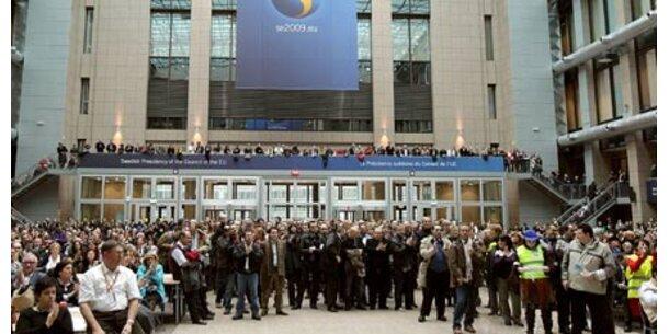 EU-Beamten gehen in Streik