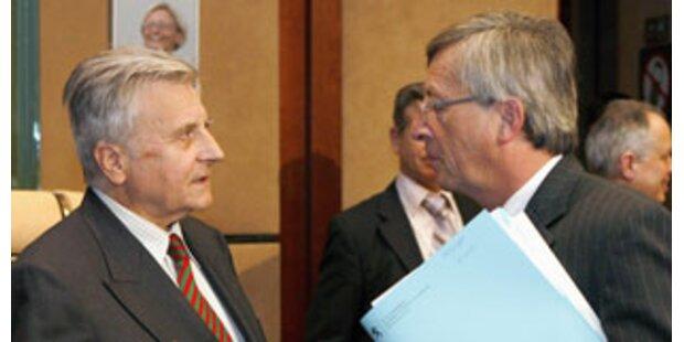 EU-Finanzminister besorgt über US-Wirtschaft