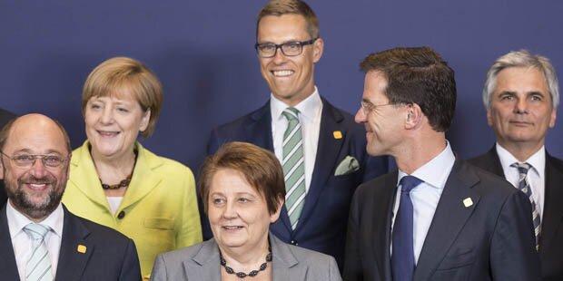 EU-Gipfel um Top-Jobs geplatzt