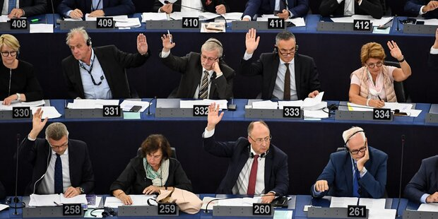 EU-Parlament stimmt für Upload-Filter