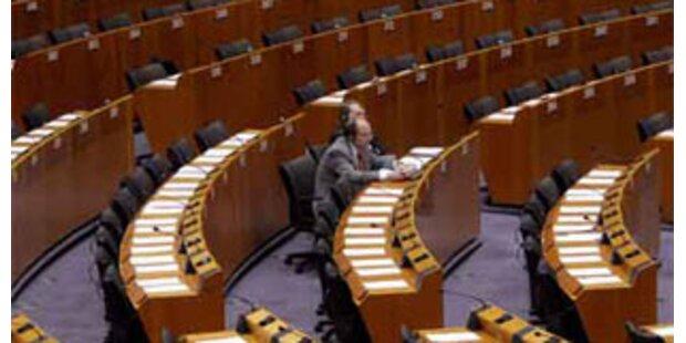 Weitere Baumängel am EU-Parlament entdeckt
