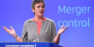 EU rügt Apple im Streit mit Facebook