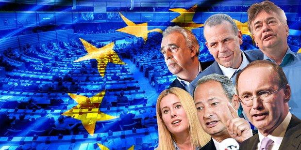 Umfrage: EU-Wahl wird zum Krimi
