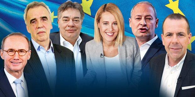 Alle Kandidaten im ÖSTERREICH-Check