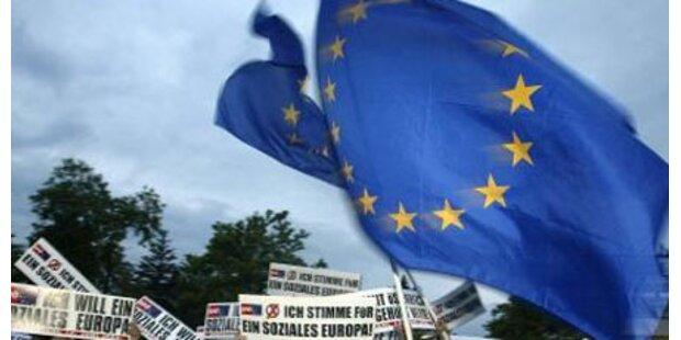 SPÖ bei Europawahl knapp vor ÖVP