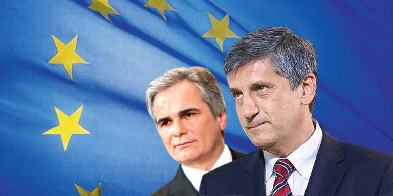 Endspurt für neue EU