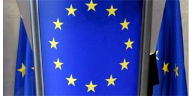 Finanzkrise stärkt das Vertrauen in die EU