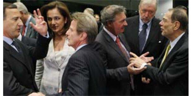 EU-Außenminister befürchten lange Krise