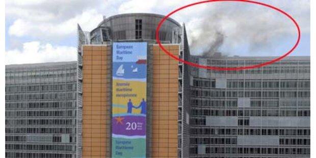 Brand bei EU-Kommission gelöscht