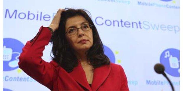 EU sperrt 54 Handy-Klingeltonanbieter