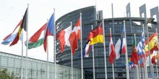 Bewaffneter Überfall im EU-Parlament