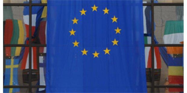 EU-Zustimmung rückläufig