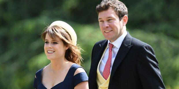 Prinzessin Eugenie hat sich verlobt