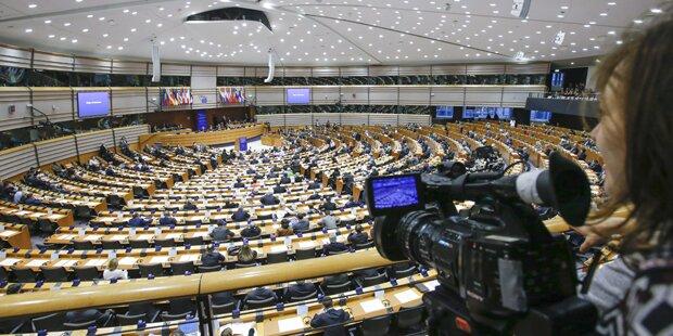 Mehrere Gebäude des EU-Parlaments evakuiert
