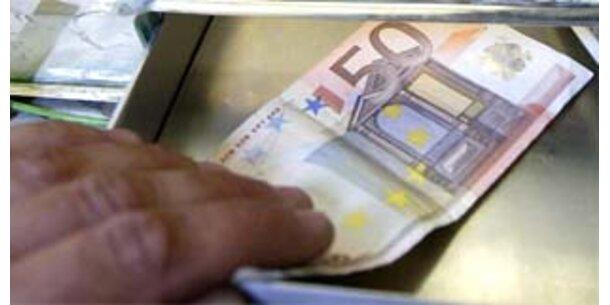 Euro steigt unaufhörlich