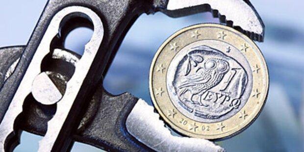 Euro befindet sich mächtig auf Talfahrt