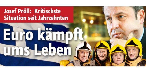 EU-Gipfel: Letzte Rettung für den Euro