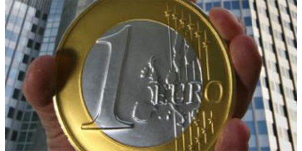 Euro steigt erstmals über 1,40 Dollar