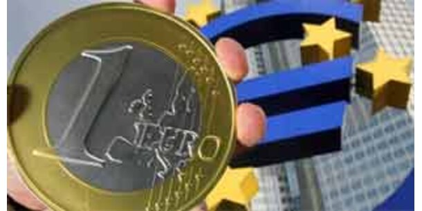 EZB beläßt Leitzins bei 4 Prozent