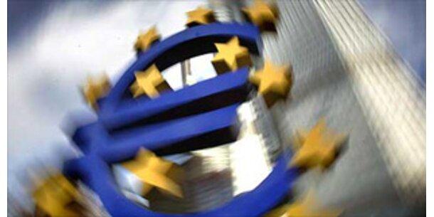 Euro-Leitzins bleibt weiter bei 4,25 Prozent