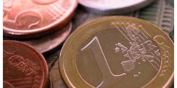 Vier Prozent Unterschied bei Sparzinsen