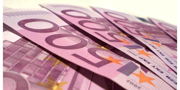 Österreich zahlte 302 Mio Euro an EU