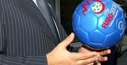 Fußball-EM bringt  321 Mio. Euro