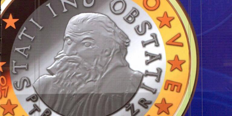 S&P stuft Euro-Staat Slowenien herab