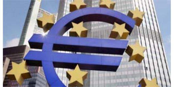 Deutlicher Dämpfer für Euro-Zonen-Wirtschaft