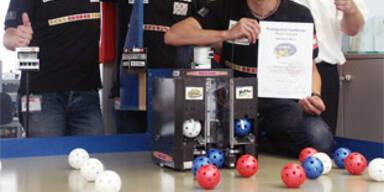 "Welser Roboter ging erfolgreich auf ""Marsmission"""
