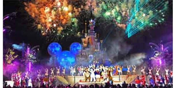 Euro-Disney verdoppelt seinen Verlust