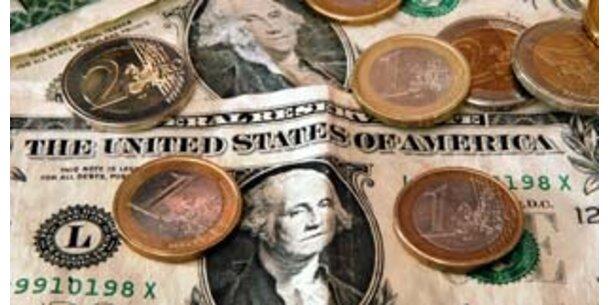 Öl-Preis auf 96 Dollar, Euro auf 1,45 Dollar