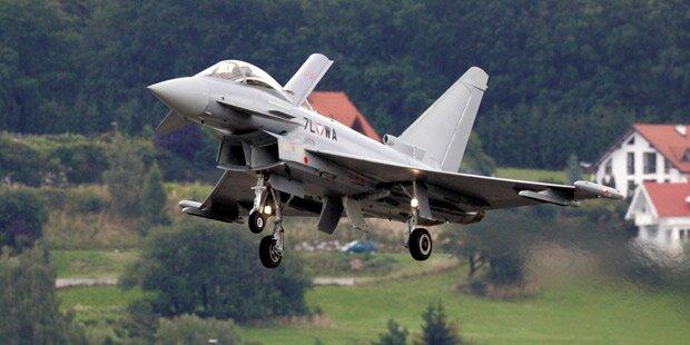 Eurofighter: Neuer U-Ausschuss fix
