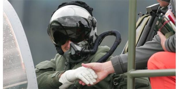 Darabos lässt Eurofighterpalazzo prüfen