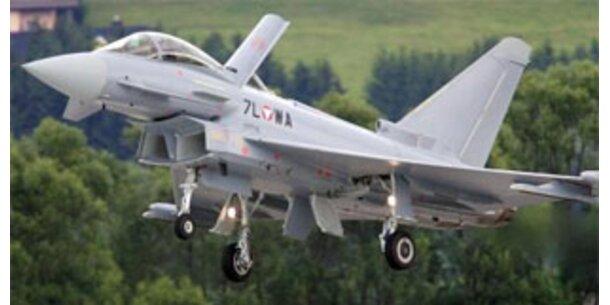 Eurofighter-Gegengeschäfte rückläufig