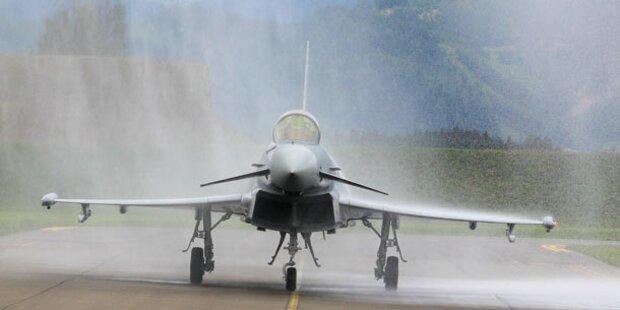 Eurofighter: Lobbyist erhielt 17 Millionen Euro