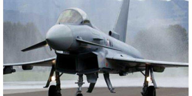 Pilz sieht neuen Grund für Eurofighter-Ausstieg
