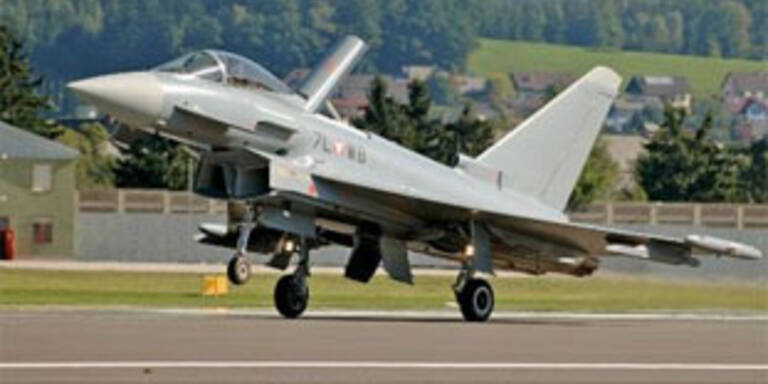 Eurofighter werden nachgerüstet