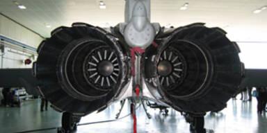 Eurofighter brauchen 2 Ersatzturbinen um 21 Mio.