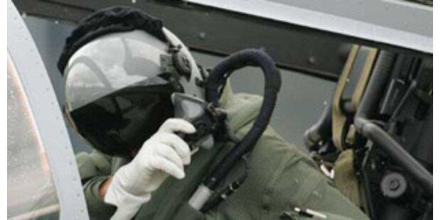 ÖVP könnte Parlament Eurofighter-Rohbericht geben