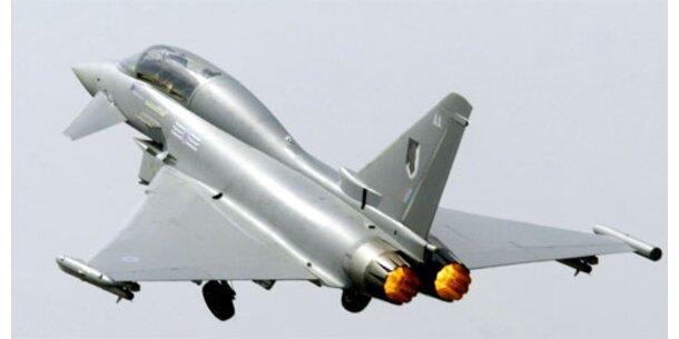 Eurofigher pocht auf Vertrag