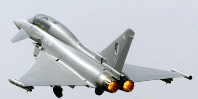 Wirbel um Eurofighter-Milliarden