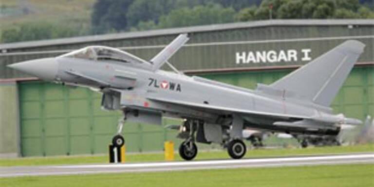 Eurofighter-Lieferungen kommen schneller